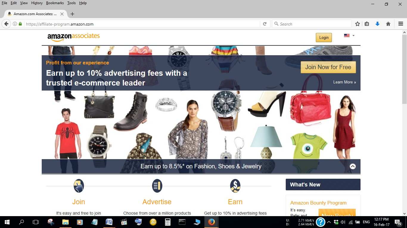 8 Reasons why Amazon Associates is a good AdSense Alternative