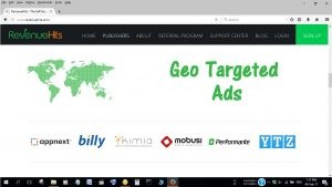 Revenue Hits Creates Highly Accurate Geo Targeted Ads