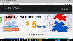 Network Bees is hosted by InterServer