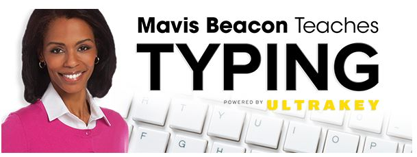 Learn How to Type using Mavis Beacom