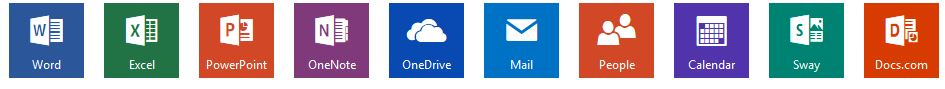 Office 365 is an example of a Cloud based system