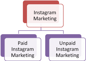 Instagram Advertising is either paid or unpaid