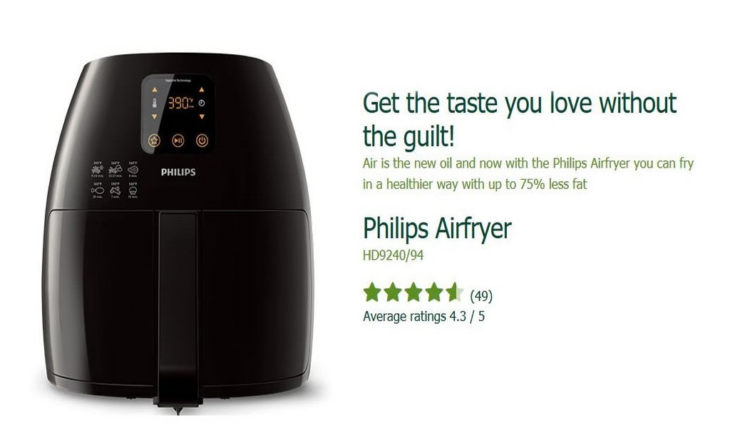 What is an AirFryer What is an Air Fryer