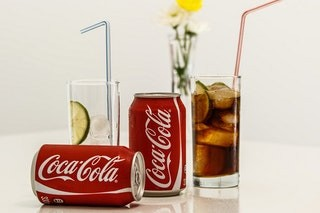 coca-cola has a brand visibility that spans the entire globe