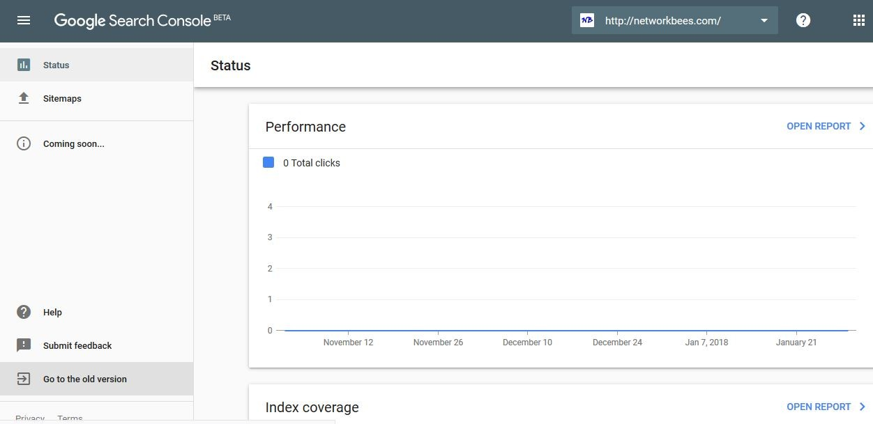 Google Search Console Gets a Complete Redesign