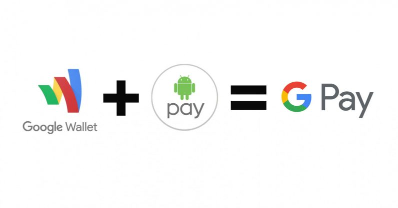 Google wallet merges with Android Pay