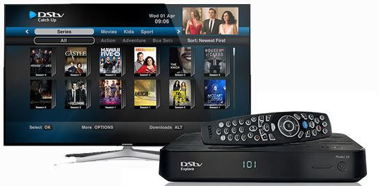 The DSTV Explora