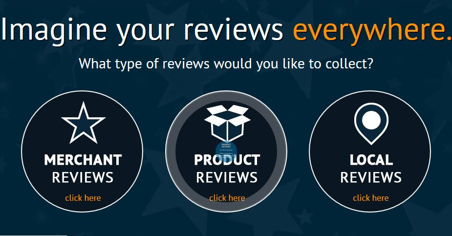 get star ratings through Shopper Approved reviews