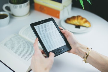 you can read non kindle books on a Kindle