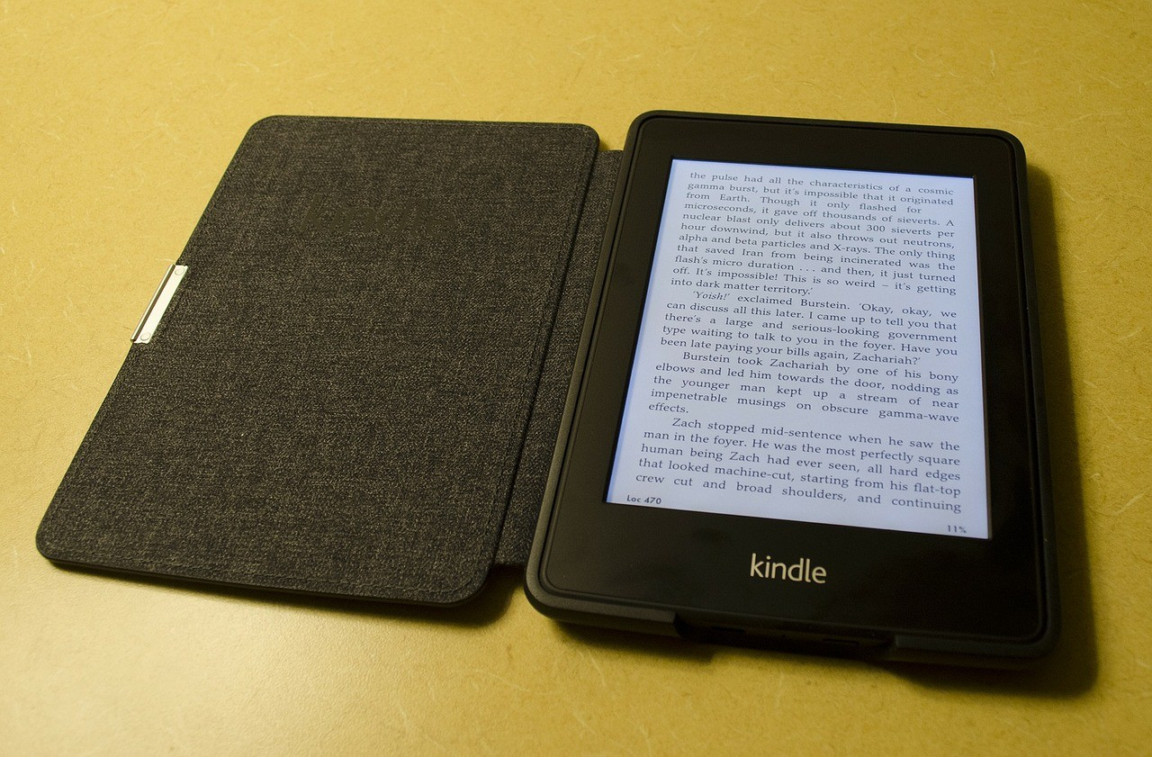 How to change the font type on a Kindle Paperwhite