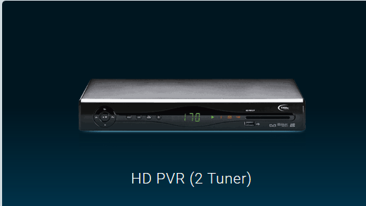 DSTV HD PVR 2 Tuner