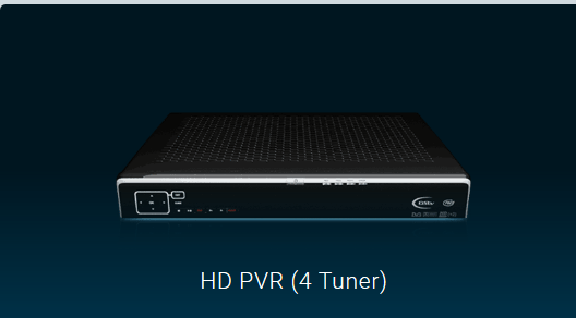 DSTV HD PVR 4 Tuner