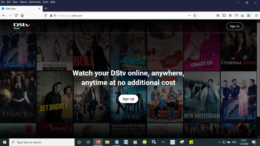 Watch DSTV on Android