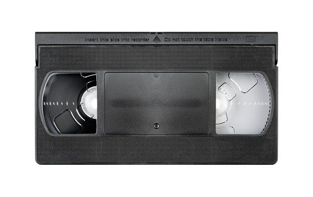 VHS tapes were analogue but reliable